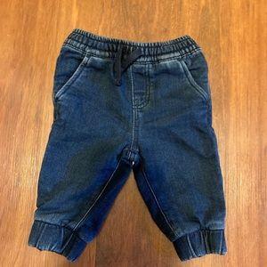 5/20 joe fresh denim jeans 3-6 months